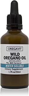 Water Soluble Wild Oil of Oregano Oil 50ml/1,7oz Promotes Clean Teeth * Healthy Gums * Good Breath * Immune Boosting * Healthy Digestive and Elimination Function * Daily MOUTHWASH*Ideal for Nebulizer