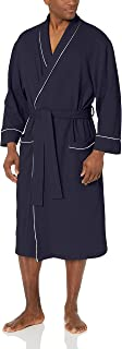 Amazon Essentials Men's Waffle Shawl Robe Sleepwear