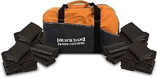 Quick Dam QDDUFFFB-34 Flood Bag Duffel Kit, Jumbo 34 Pack, Black, 34 Piece