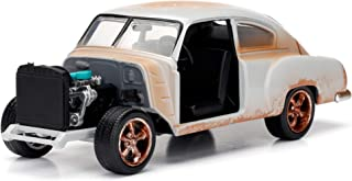 Jada Toys Fast & Furious 1:24 Dom's Chevy Fleetline Die-cast Car, Toys for Kids and Adults, Multi, Standard (98294)