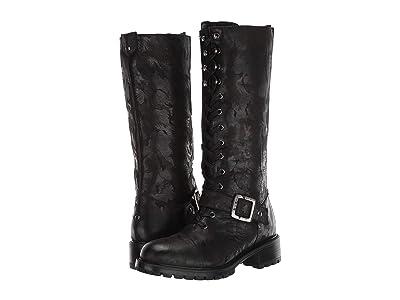 Ross & Snow Lorinda Supreen Boot (Black Camo) Women