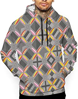 Unisex Fishing Lure Pattern Hoodies Personalized Pullover Hood Jackets Sweatshirt