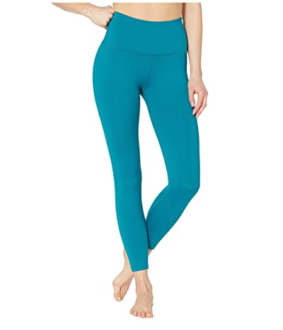 Beyond Yoga Sportflex High-Waisted Midi Leggings (Bali Blue) Women