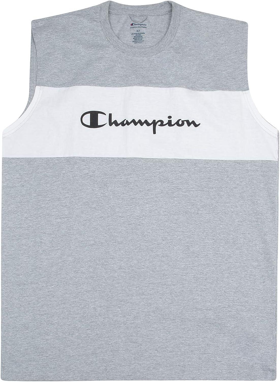 Champion Sleeveless Shirts for Men, Tank Top Mens T Shirts,