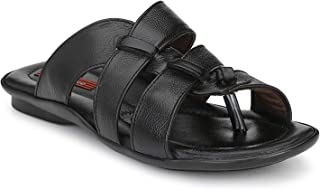 King Karlos 100% Pure Leather Office Formal Sandals for Men
