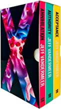 Southern Reach Trilogy 3 Books Collection Set By Jeff VanderMeer (Annihilation, Authority, Acceptance)