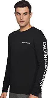 Calvin Klein Essential Instit LS Tee Camicia Uomo