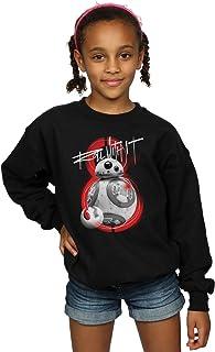 Star Wars Fille The Last Jedi BB-8 Roll with It Sweat-Shirt