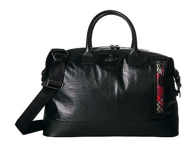 Vivienne Westwood Wimbledon Weekender (Black) Handbags