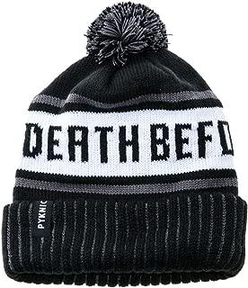 death before decaf beanie