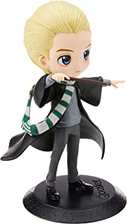 BANPRESTO Harry Potter Q POSKET-Draco Malfoy-(A Normal Color VER) Collectible Figure