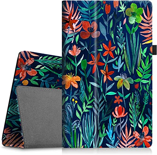 Fintie Folio Case for All-New Amazon Fire HD 10 Tablet (Compatible with 7th and 9th Generations, 2017 and 2019 Releas...