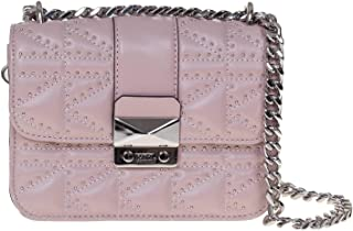Luxury Fashion | Karl Lagerfeld Womens 29KW3013 Pink Shoulder Bag | Fall Winter 19