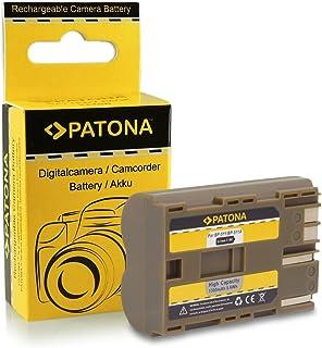 Bateria BP-511 para Canon PowerShot G1 | G2 | G3 | G5 | G6 | Pro1 | Pro 90 IS | EOS 5D | 50D | 10D | 20D | 20Da | 30D | 40D | 300D | D60 | Camcorder MV30 | MV300 | MV400 | MV450 | MV500