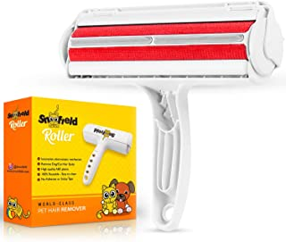 Snoofield✮ Brosse Anti Poils Animaux Chat & Chien - Brosse ramasse enlève Poils - Brosse Poil Animaux Magique Chien & Chat...