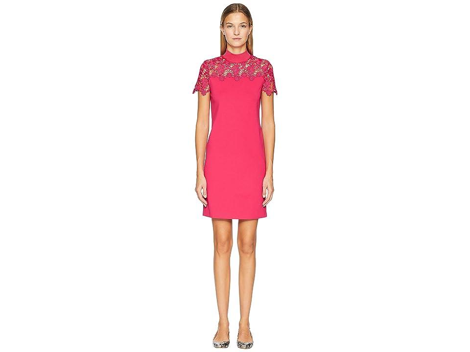 ESCADA Dalacena Dress (Dark Pink) Women