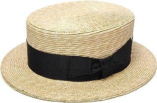 [TESI(テシ)] ストローブレードカンカン帽
