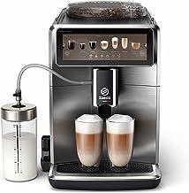 Saeco SM8889/00 Xelsis Suprema Volautomatische espressomachine, 22 koffiespecialiteiten (touchscreen, 8 gebruikersprofiele...