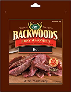 LEM Backwoods Hot Seasoning with Cure Packet