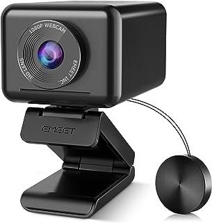 Conference Room Camera System, AIHuman-shape Tracking&Zoom Jupiter 1080P Webcam, Adjustable View Web Camera w/Software, A...