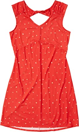 Victory Red Polka Dot
