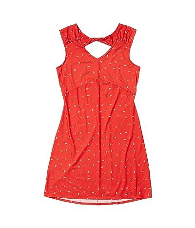 Marmot Annabelle Dress (Victory Red Polka Dot) Women