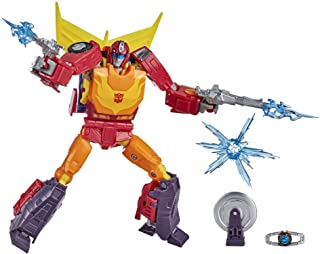 Transformers Toys Studio Series 86 Voyager Class The Transformers: The Movie 1986 Autobot Hot Rod Action Figure - Ages 8 a...