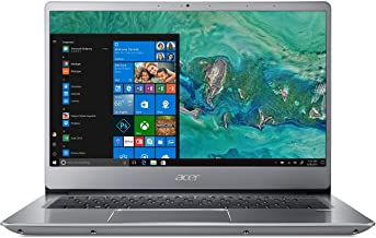 "Acer Swift 3 SF314-54-56L8, 14"" Full HD, 8th Gen Intel Core i5-8250U, 8GB DDR4, 256GB SSD, Windows 10, Silver"