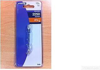 Blanc Verre Prolight 600581020 Eco Halogene Barre R7S 120W 118Mm 120 W