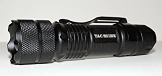 TAC INK 110 ARC Tactical LED Flashlight, 300 Lumens, Zoomable, 3 Modes, Water Resistant, Impact Resistant, Certified CREE LEDs