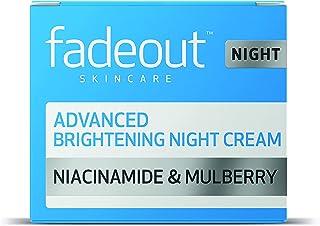 Vivalis Fade Out Brightening Night Cream, 50ml