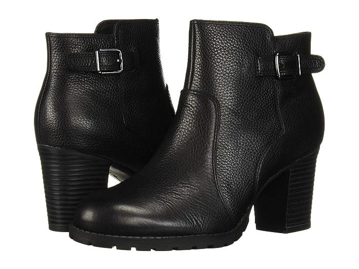 Clarks  Verona Gleam (Black Leather) Womens  Boots