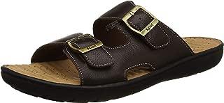 Scholl Men's Roman Flip Flops Thong Sandals