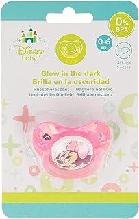Amazon.es: Minnie Mouse - Chupetes y mordedores: Bebé