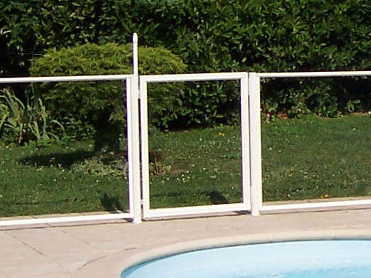 Chalet-Jardin 24 moduleportillon Barrera de protección para ...