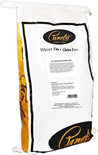 Pamela's Products Gluten Free All Purpose Flour Blend, 25 Pound