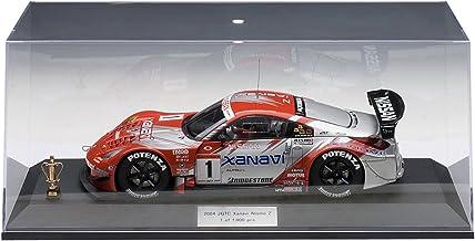 Xanavi Nismo Nissan Z 2004 JGTC Team & Drivers Champion Special Edition (Satoshi Motoyama) #1 With Driver Figure 1/18 Autoart 80485