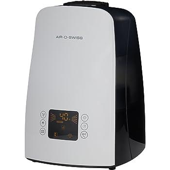 Boneco U650 - Humidificador por ultrasonidos antibacteriano, 550 g/h, 40-140 W, 60 m², color blanco: Amazon.es: Hogar