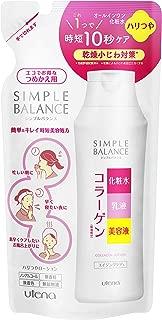 SIMPLE BALANCE(シンプルバランス) ハリつやローション (つめかえ用) 200mL