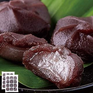 天然生活 あんころもち24個(12個入×2袋) 北海道 十勝産 小豆 和菓子 もち米紛 簡易包装