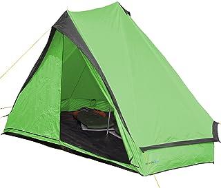 Skandika Comanche tält, grön/svart, 8
