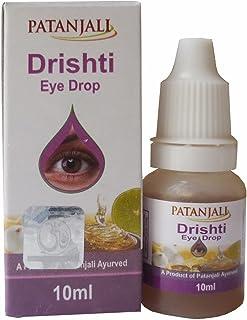 Patanjali DRISHTI Eye Drop (10ml) - Pack of 5