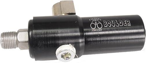 Boulder Co2 Air Pneumatic Regulator Up to 4500 psi Input Adjustable 0