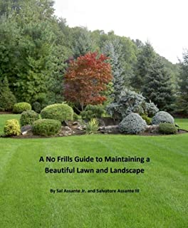 A No Frills Guide to a Beautiful Lawn and Landscape (English Edition)