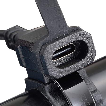 デイトナ バイク用 USB電源 USB-C PD3.0対応 急速充電 18W iPhone/Android対応 1ポート 17213
