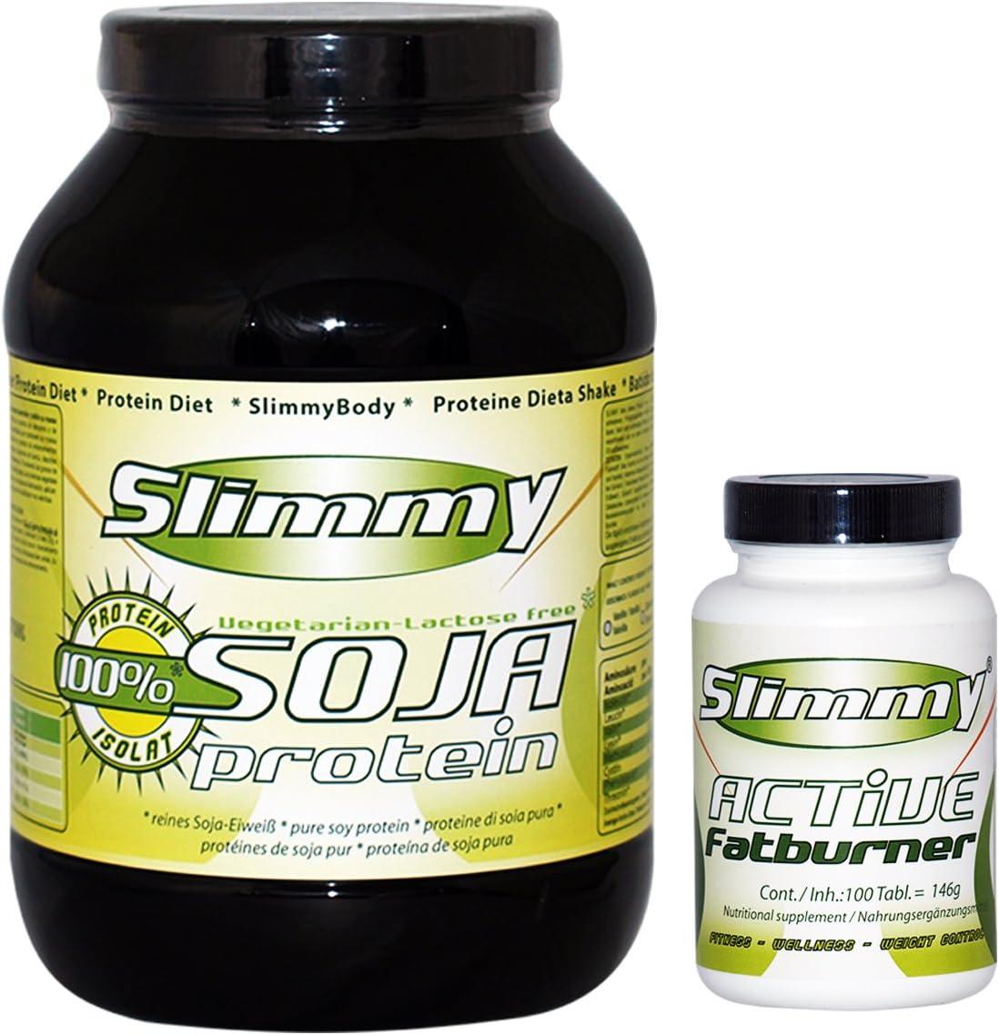 Slimmy® – Paquete de dietas – Kur de proteínas: Amazon.es ...