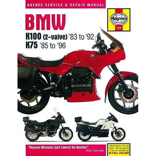 BMW K100 K75: Amazon com