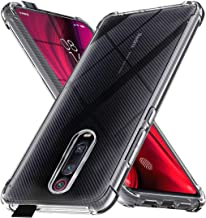 Xiaomi Mi 9T /Mi 9T Pro/K20/K20 Pro,Ultra [Slim Thin] Scratch Resistant TPU Rubber Soft Skin Silicone Protective Case Cover for Case by Injoy (Clear)