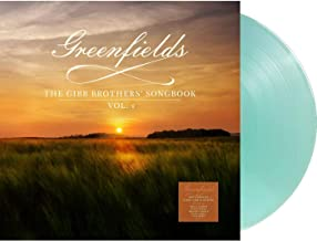 Greenfields: The Gibb Brothers SongBook Vol. 1 - Exclusive Limited Edition Sea Glass Colored Vinyl LP With 2 Bonus Songs I...