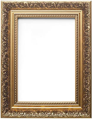 Baroque Frame Gold Fine Decorated 837 Oro Picture Frame Baroque Gold